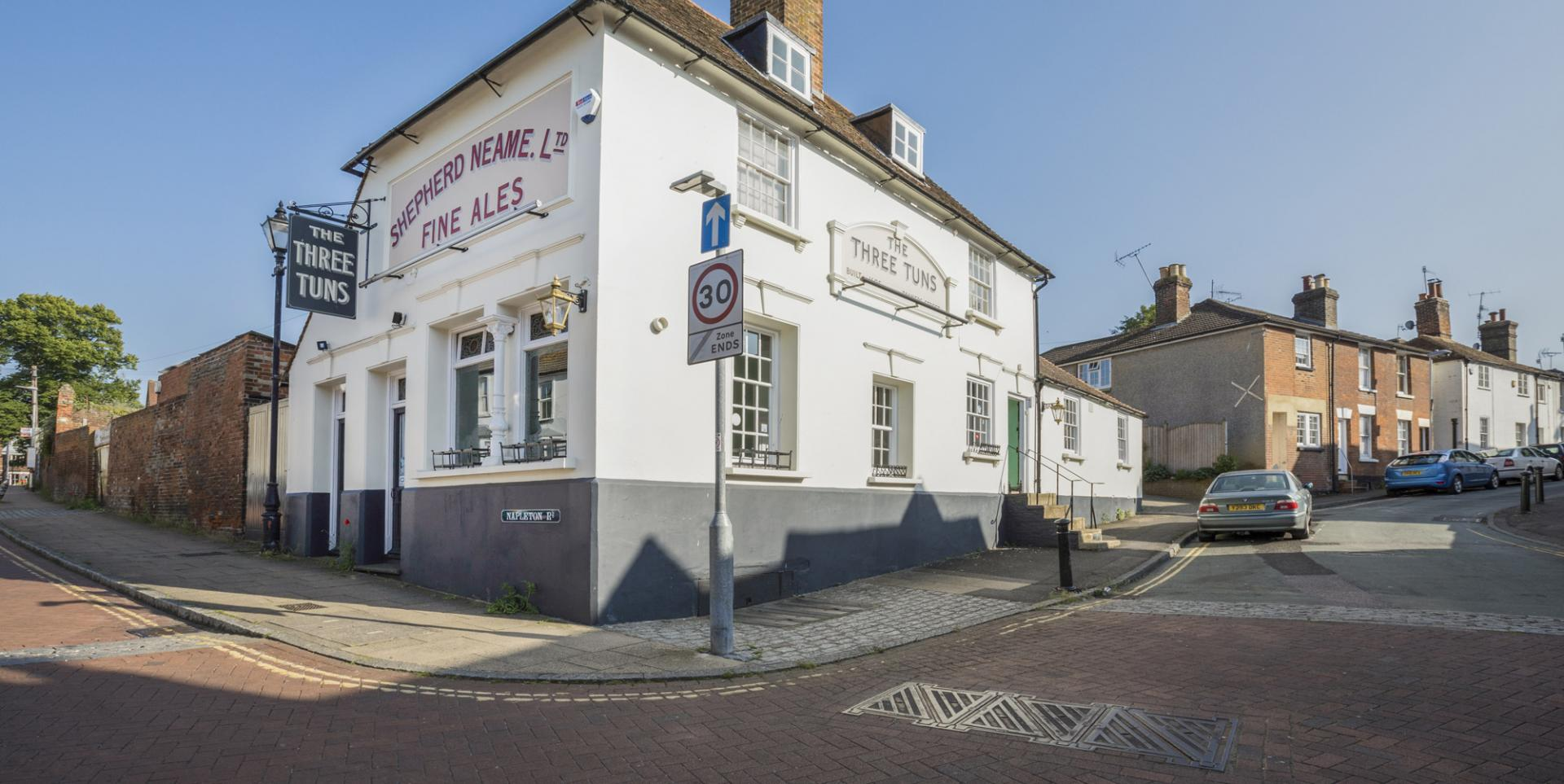 Three Tuns Faversham